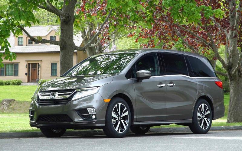 2021 Honda Odyssey Debuts -The Safest Minivan