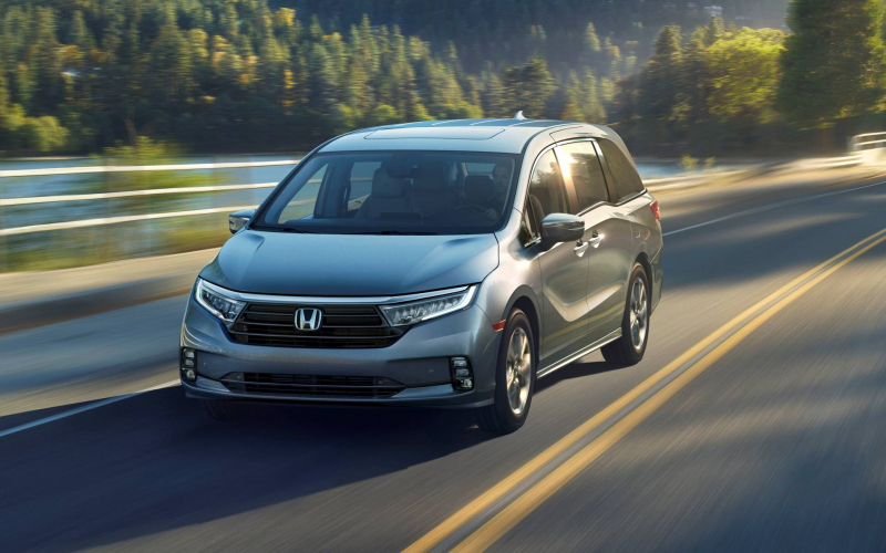 2021 Honda Odyssey Gets Mid-Cycle Update - The Car Guide