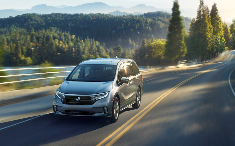 2021 Honda Odyssey Gets New Styling, Improved Functionality