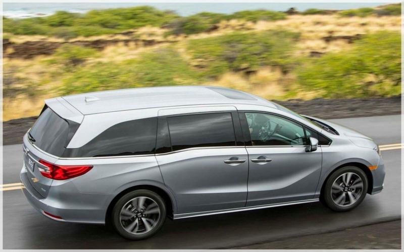 2021 Honda Odyssey Hybrid Release Date, Cargo Capacity