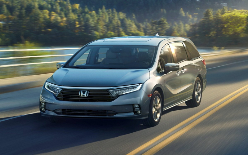 2021 Honda Odyssey Preview | J.d. Power