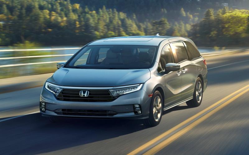 2021 Honda Odyssey Preview | J.d. Power