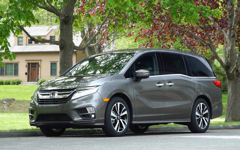 2021 Honda Odyssey Touring Price, Changes, Release Date