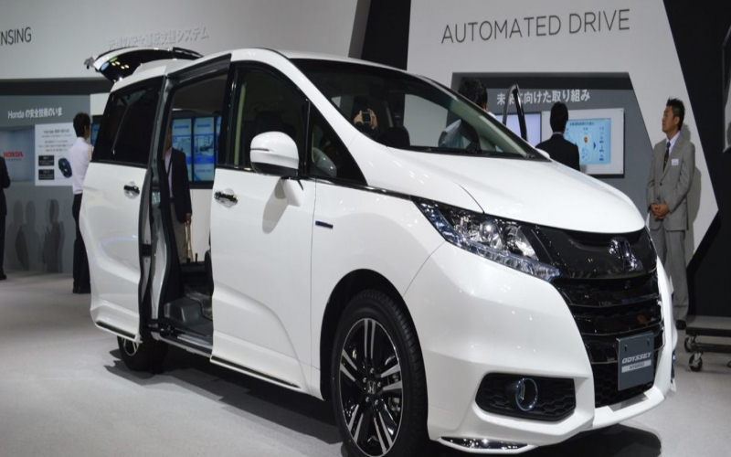 2021 Honda Odyssey Type R, Specification, Changes, Price