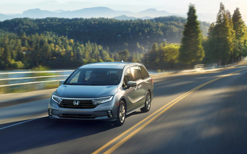 2021 Honda Odyssey: Updated Styling, Upgraded Safety | News