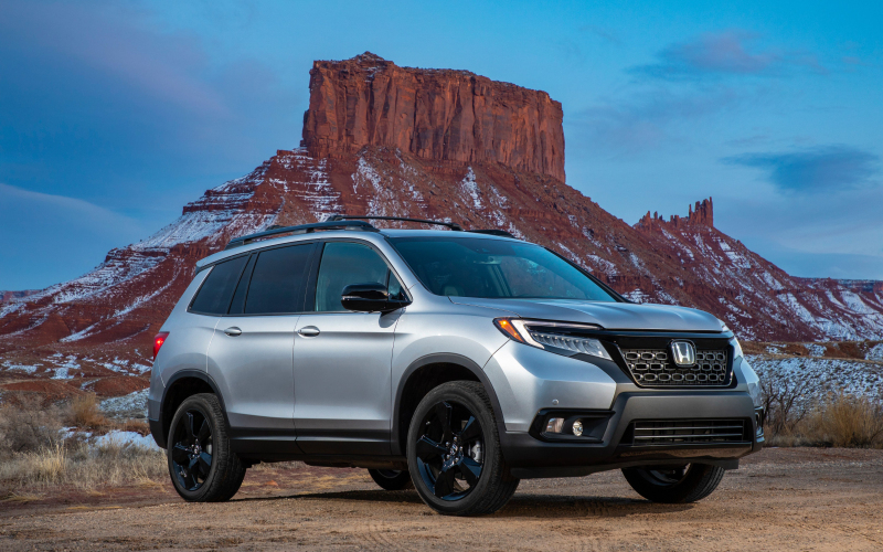2021 Honda Passport Awd Transmission, Configuration, Msrp