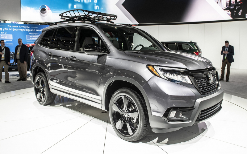2021 Honda Passport Blue Colors, Specification, Limited