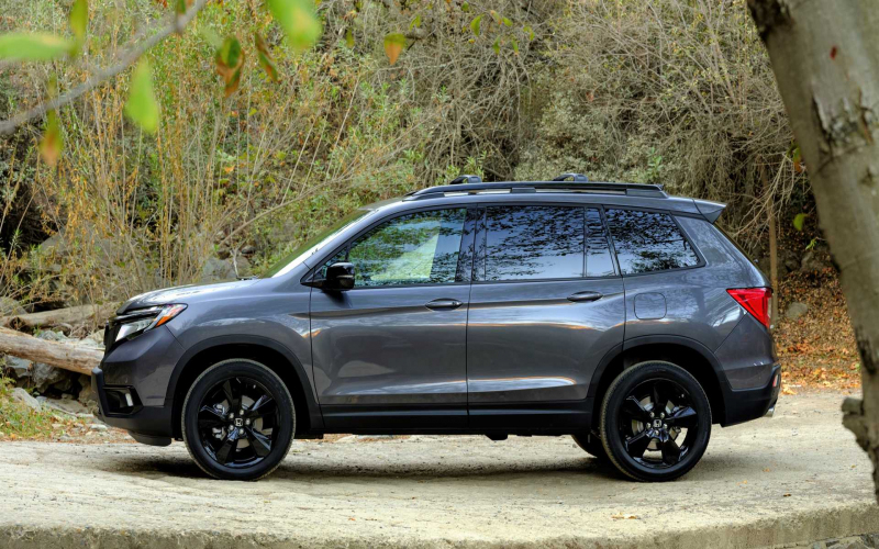 2021 Honda Passport Price, Premier Colors, Redesign | 2020 Honda