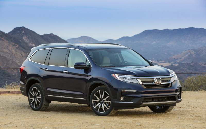 2021 Honda Pilot Coming Soon - Everything You Need To Know