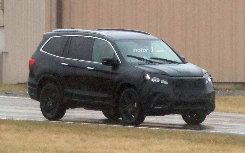 2021 Honda Pilot Ex-L Safety Feature, Redesign, Rumors