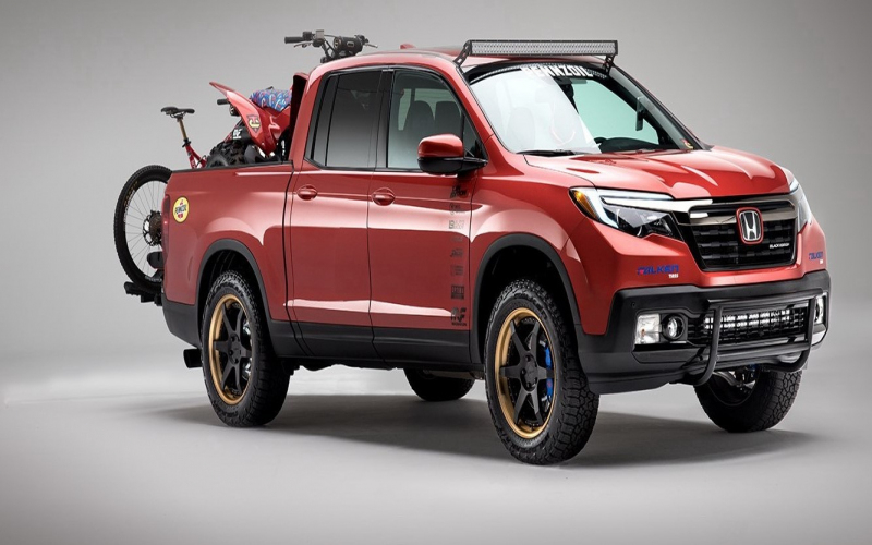 2021 Honda Ridgeline Sport Engine Redesign | 2021Honda