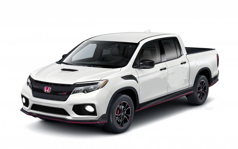2021 Honda Ridgeline Type R Rumors | 2021Honda