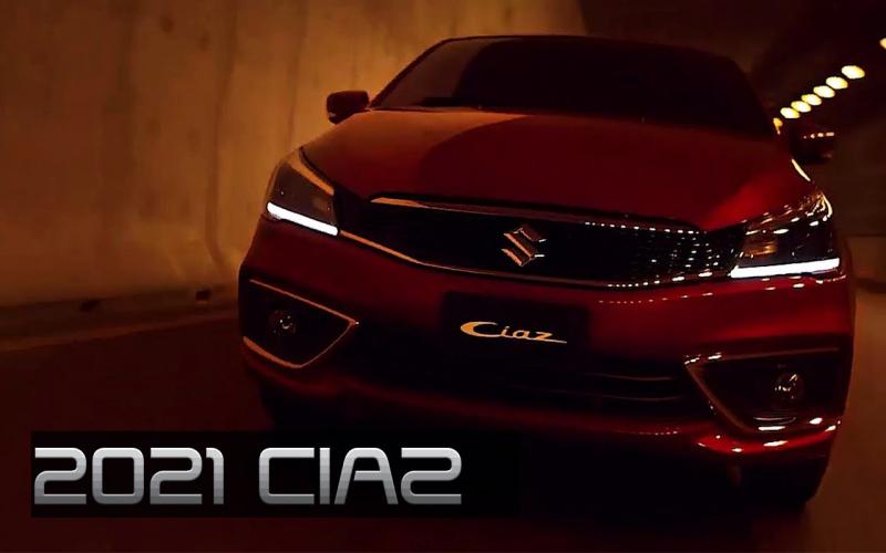 2021 Suzuki Ciaz - New Sedan Interior And Exterior Feature And Specs