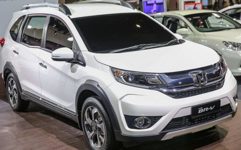 48 Gallery Of Honda Brv Facelift 2020 Price And Review
