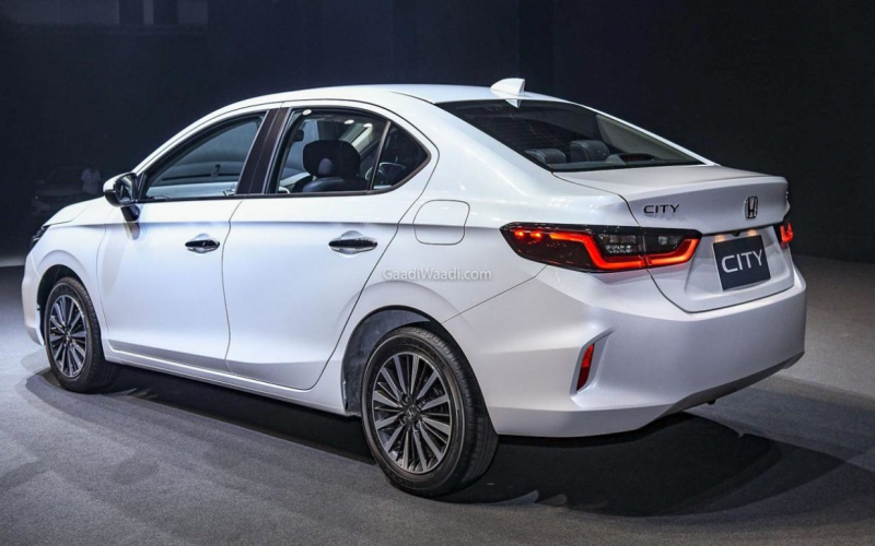 All-New 2020 Honda City Officially Teased, Launch In April