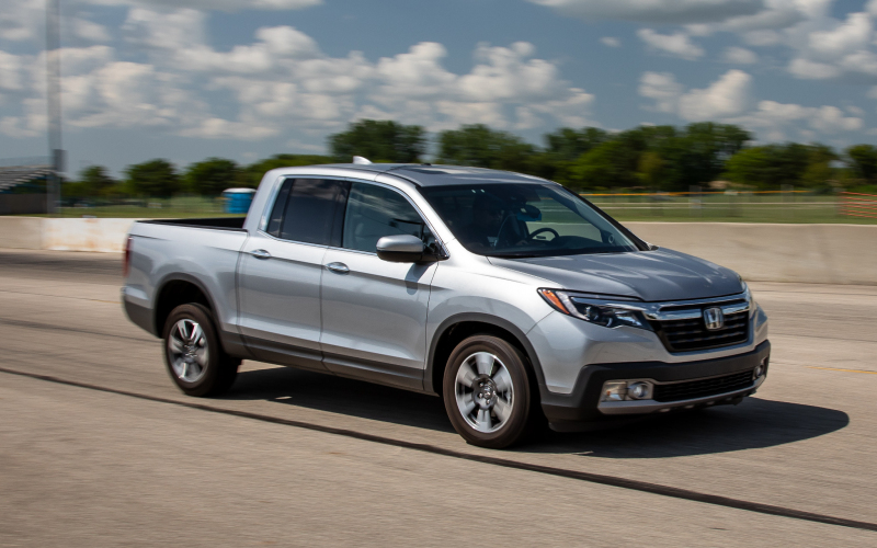 All The Pickup Truck News: Canyon And Ridgeline Reviewed