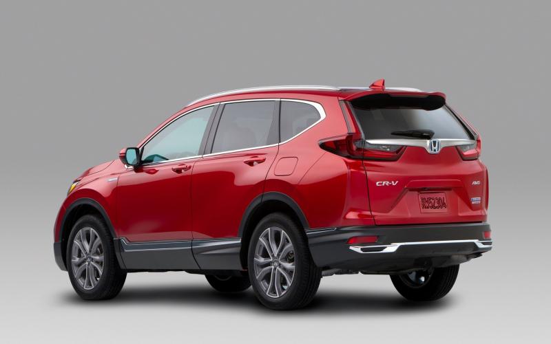 Confirmed: 2020 Honda Cr-V Hybrid Arriving For Us In Early