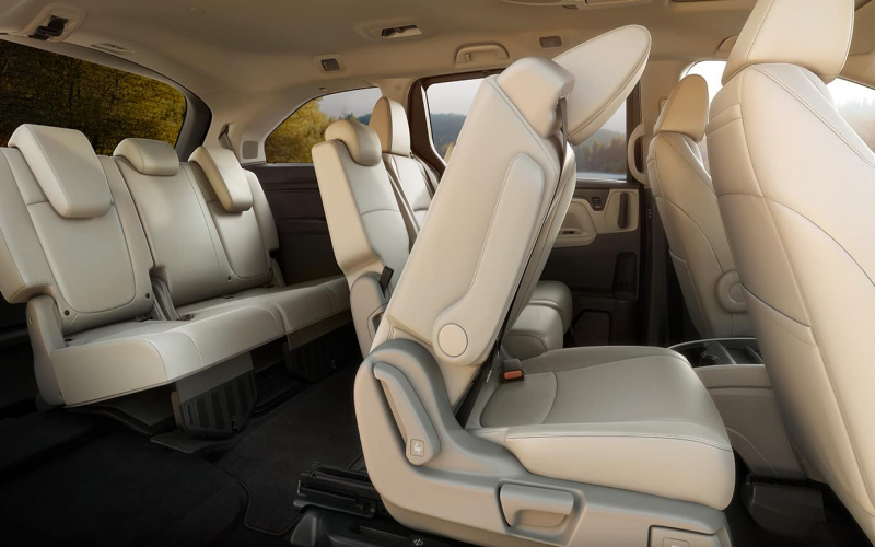 Does The Cr-V Have Third- Row Seating?