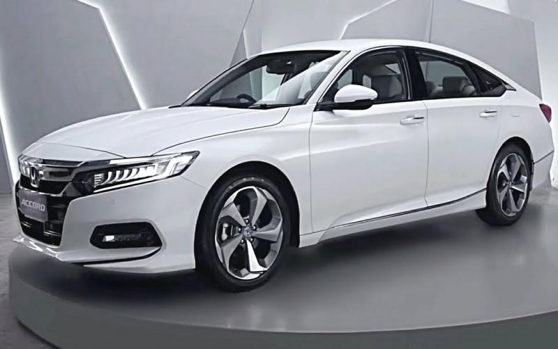 Honda Accord 2020 India Price - Honda Release Specs
