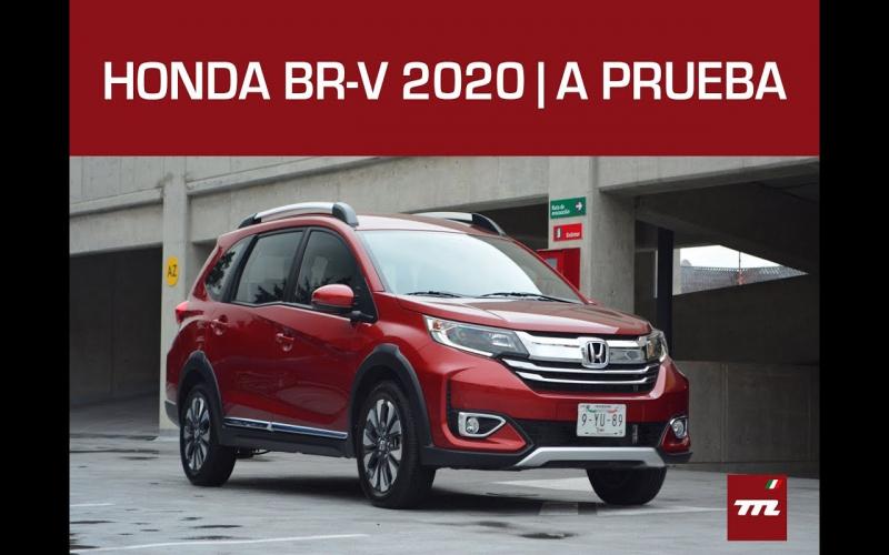 Honda Br-V 2020: Precios, Versiones Y Equipamiento En México