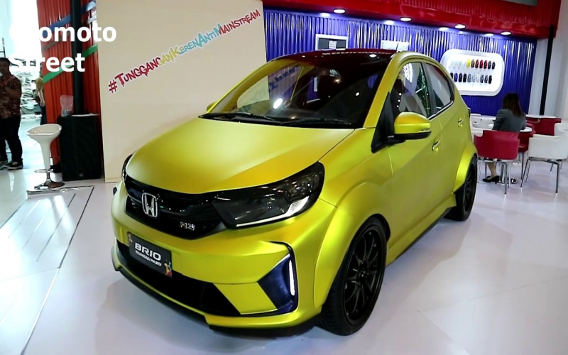 Honda Brio Rs Millennium 2020 - Honda Release Specs