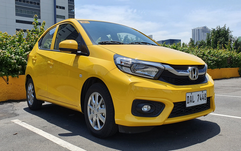 Honda Brio | Top Gear Philippines