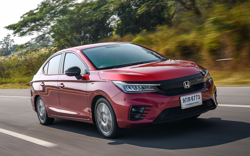 Honda City 1.0 Vtec Turbo Rs (2020) Review