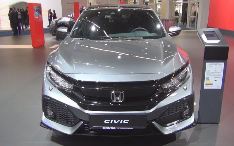 Honda Civic 1.5 Vtec Turbo Sport Plus (2020) Exterior And Interior