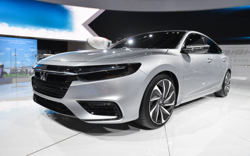 Honda Civic 2020 Facelift Model From Honda: Sneak Preview Of