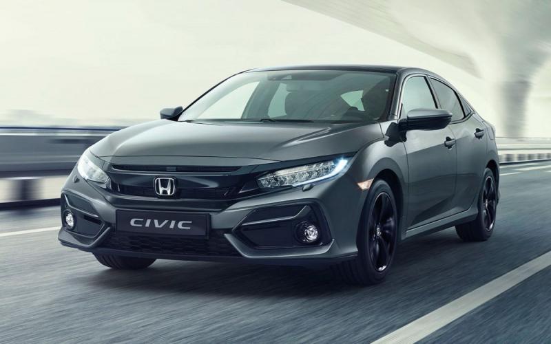 Honda Civic Ontvangt Modeljaarupdate - Autoweek.nl
