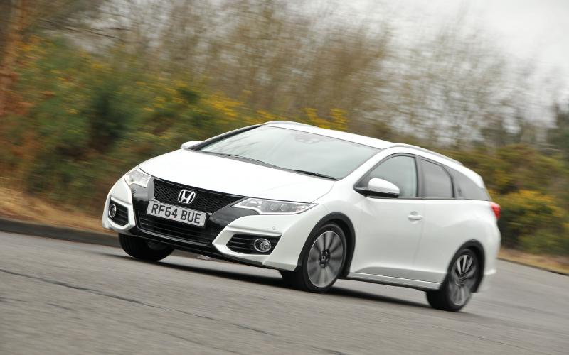 Honda Civic Tourer Review | Autocar