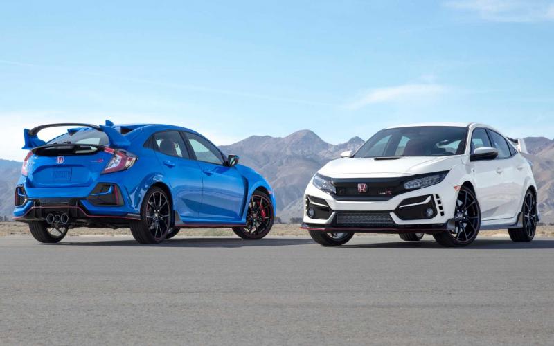 Honda Civic Type R Krijgt Mini-Update Voor 2020 - Autowereld