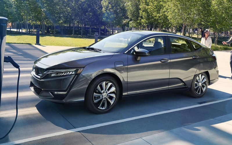 Honda Clarity Electric Quietly Discontinued For 2020 - Roadshow