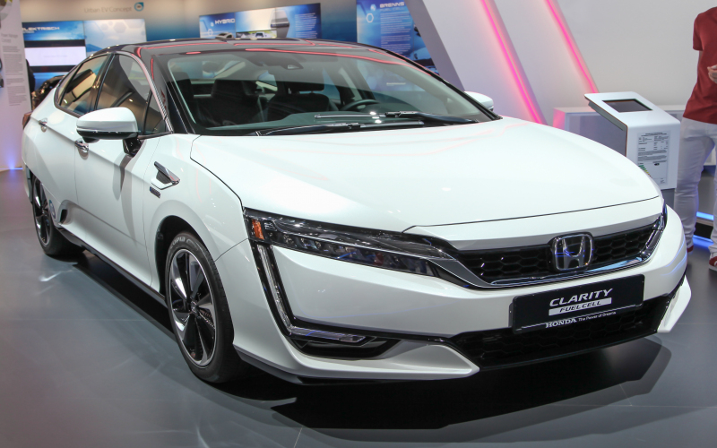 Honda Clarity - Wikipedia