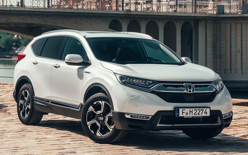 Honda Cr-V 2.0 Hybrid Elegance Awd (2019) Review - Autoweek.nl