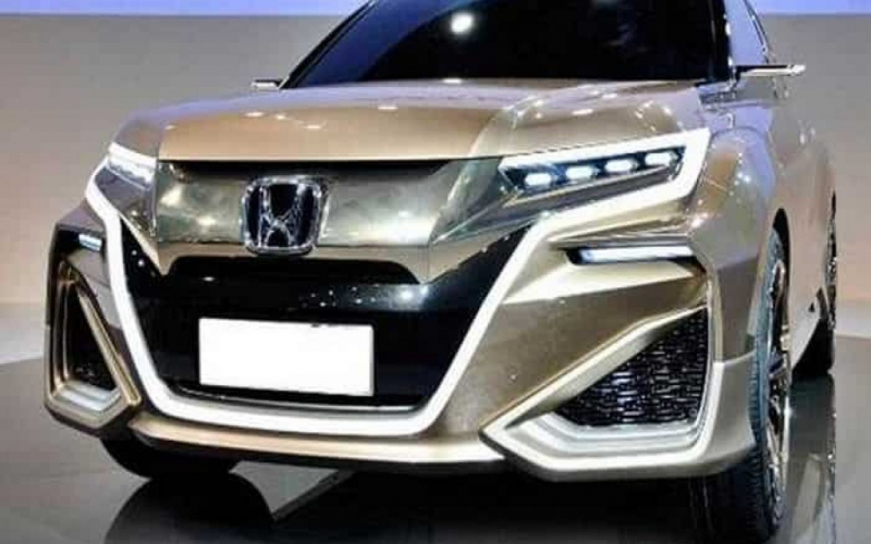 Honda Cr-V 2021: Prices, Photos And Versions