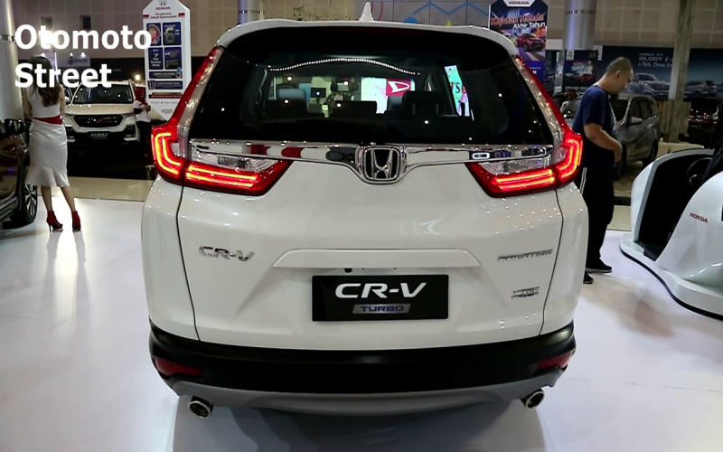 Honda Cr-V Prestige Turbo 2020,white Colour ,exterior And Interior