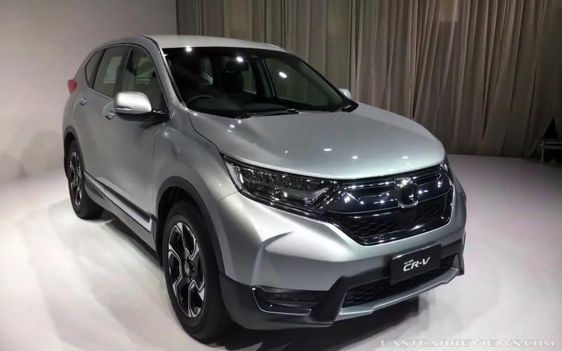 Honda Crv 2021: First Look & Photos | Car Reviews
