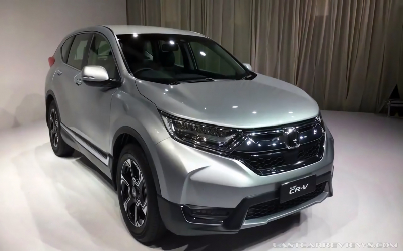Honda Crv 2021: First Look & Photos | Car Reviews