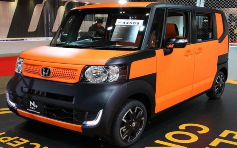 Honda Element 2020 Canada Concept | Honda Element, Honda