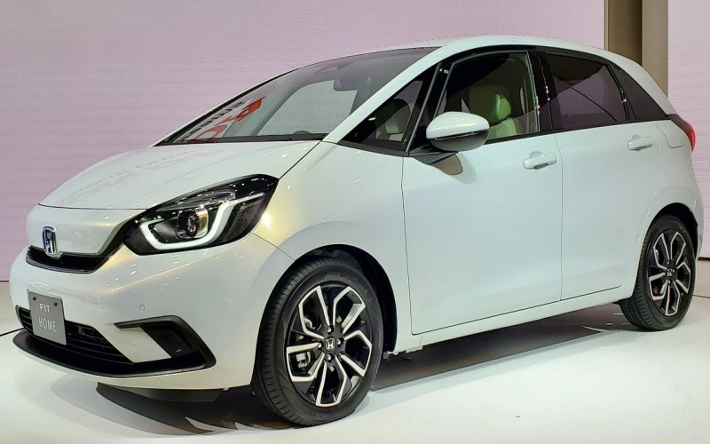 Honda Fit 2020 - Honda Jazz 2020