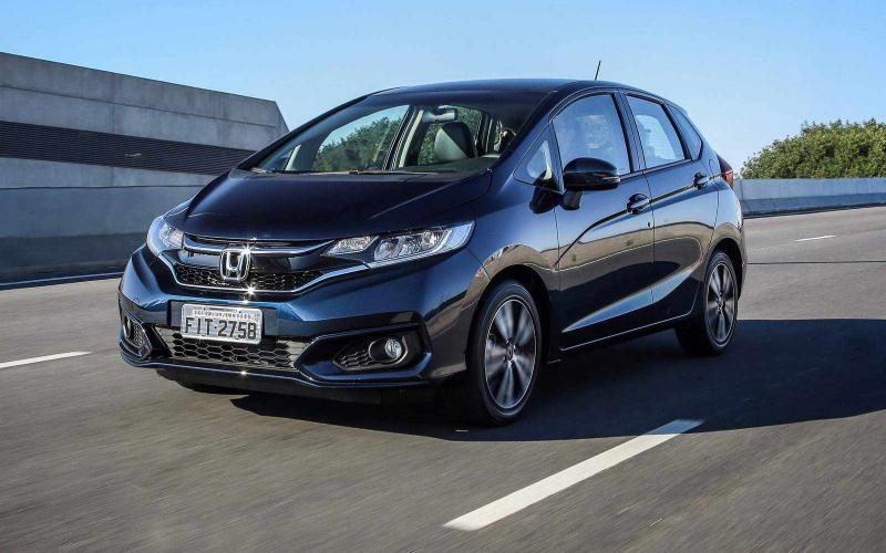 Honda Fit 2020 : Price, Consumption, Photos, Technical Sheet