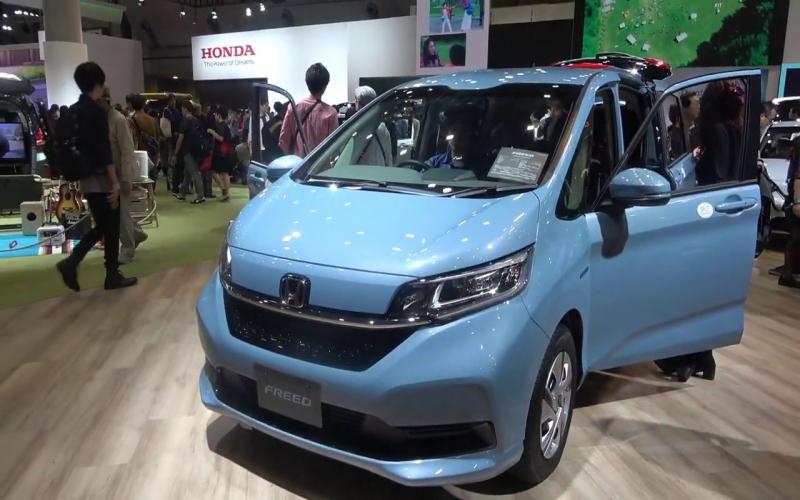 Honda Freed 2020 Car
