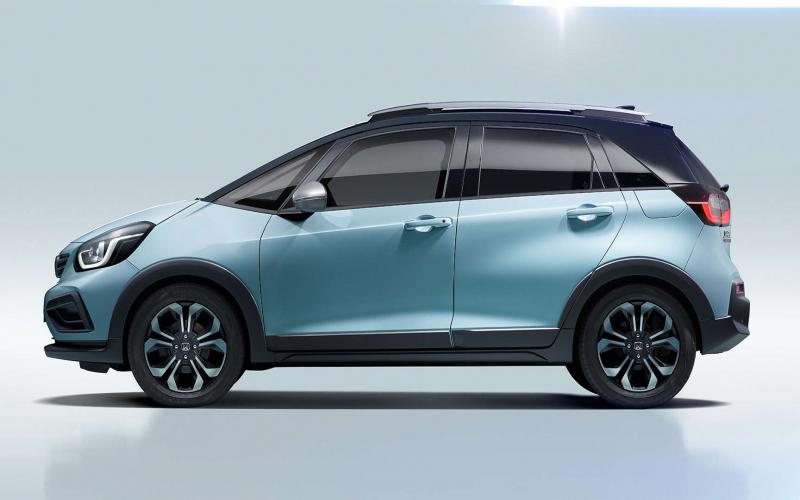 Honda | Honda Jazz Hybrid | Jazz Crosstar Hybrid | Honda