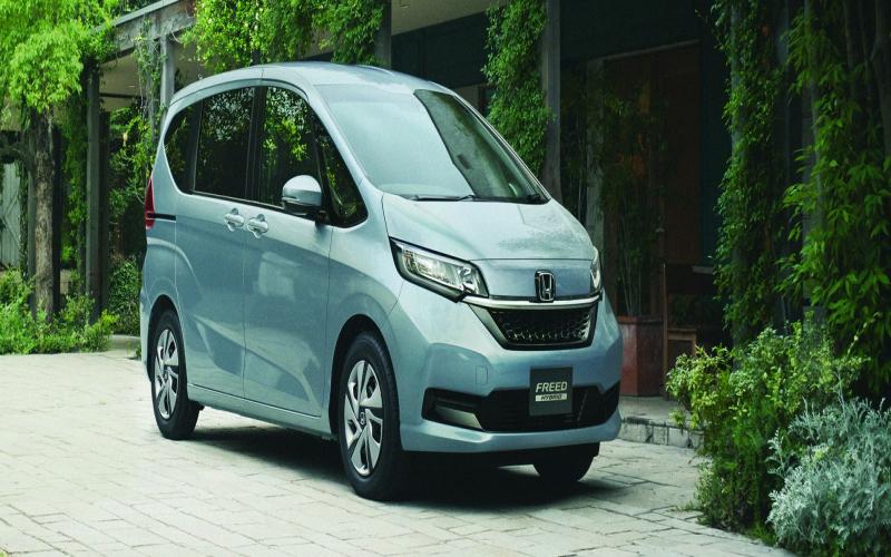 Honda (Hongkong) - New Freed