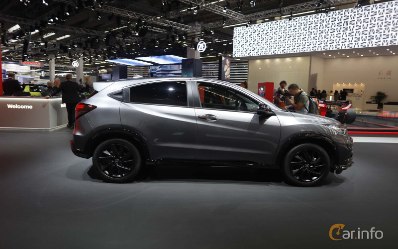 Honda Hr-V 1.5 I-Vtec Turbo Manual, 182Hp, 2020