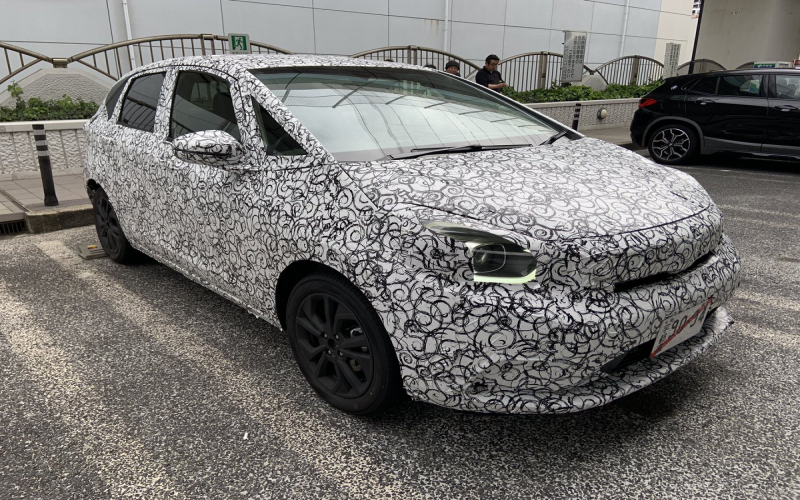 Honda Jazz (2020) - Autoweek.nl