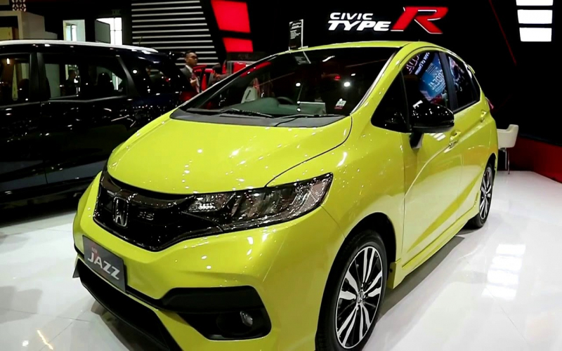 Honda Jazz Facelift 2020 Colors, Release Date, Redesign ...