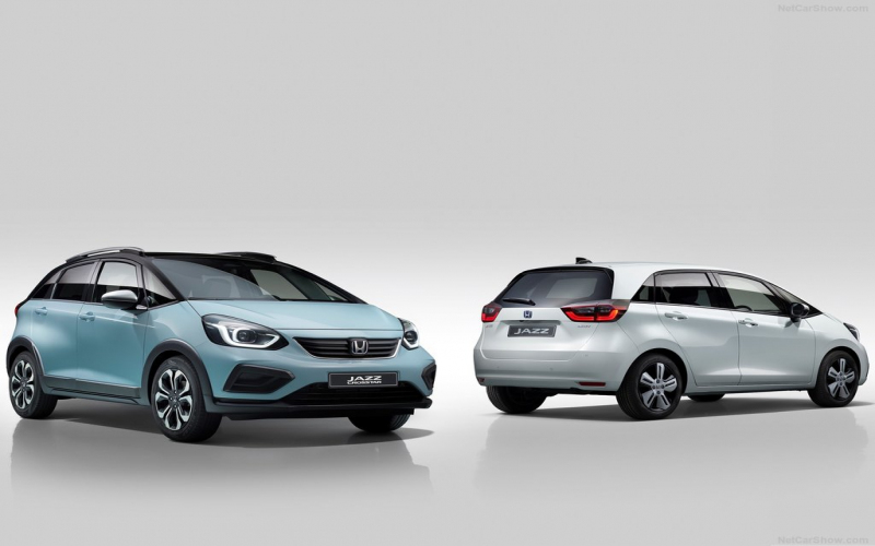 Honda Jazz/fit - Autoweek.nl