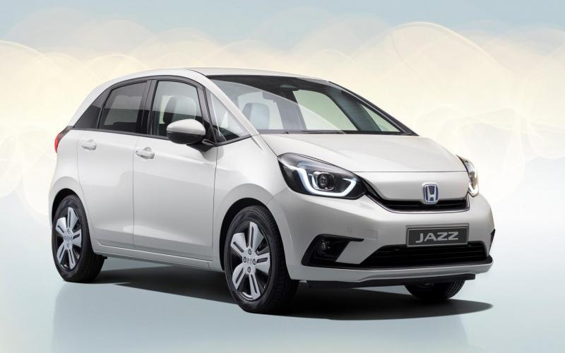 Honda Jazz: Hybride Is Je Enige Optie - Topgear